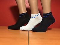 Носки мужские хлопок спортивные сетка Nike размер 41-45 ассорти