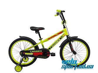 Детский велосипед Crosser JK-717 20''