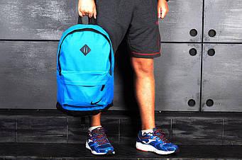 Спортивный рюкзак Nike синего цвета