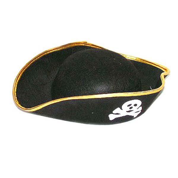 Шляпа детская Пират