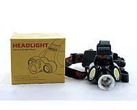 Налобный фонарик BL POLICE С865