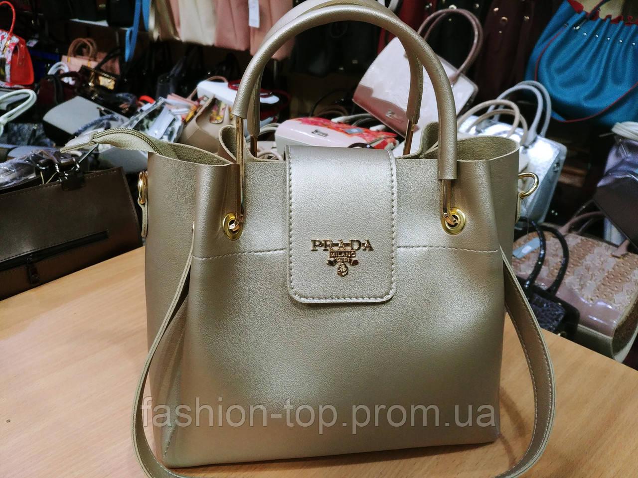 e1e0f1ff142d Женская сумка PRADA (реплика) - Интернет-магазин