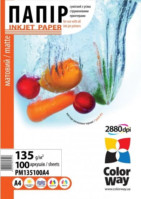 Фотобумага ColorWay 10х15