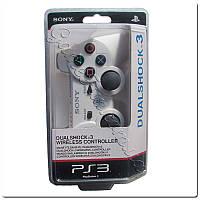 Джойстик беспроводной PS 3 White ( premium)