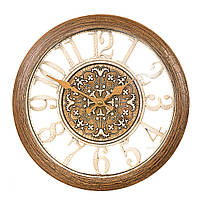 Часы настенные Loft Коричневые 28 см 102A