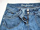 Женские укороченные 7/8 джинсы Boyfriend F& F, фото 3