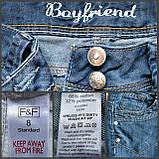 Женские укороченные 7/8 джинсы Boyfriend F& F, фото 8