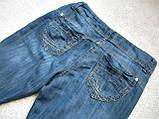 Женские укороченные 7/8 джинсы Boyfriend F& F, фото 5