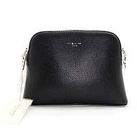 Превосходная женская сумочка DAVID DJONES на плечо черного цвета YNN-135803, фото 1