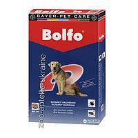 Ошейник Bolfo (Больфо) противопаразитарный для собак от блох и клещей 66 см