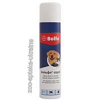 Спрей Bolfo (Больфо) антипаразитарный для кошек от блох и клещей, 250 мл
