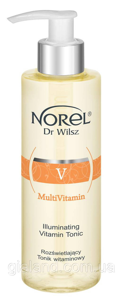 Norel Освітлюючий тонік з вітамінним комплексом /MultiVitamin - Illuminating vitamin tonic