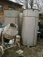 Емкость горизонтальная пищевая нержавеющая в Харькове