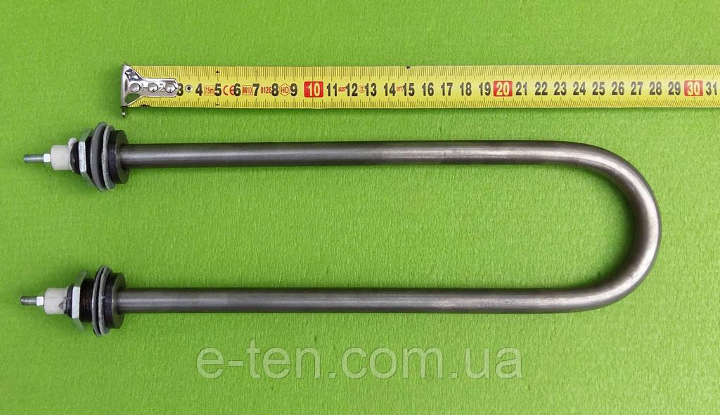 Тэн водяной из нержавейки 3,5 КВт (ДУГА) / штуцер Ø22мм       Украина