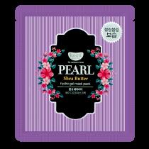 Гидрогелевая маска с маслом ши и жемчугом Koelf Hydrogel Mask Pack Pearl & Shea Butter - 30 мл