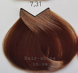 Крем-краска для красоты волос 50 мл-L'Oreal Professionnel Majirel 7,31 блондин золотисто-пепельний