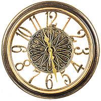 Часы настенные Бронза 35,5 см 140A