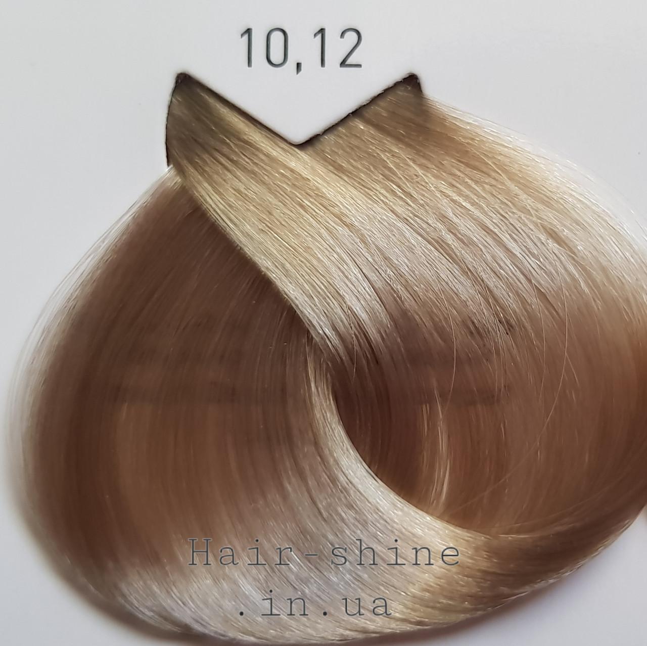 Крем-краска для красоты волос 50 мл-L'Oreal Professionnel Majirel 10.12 очень светлый блондин пепельно перламу