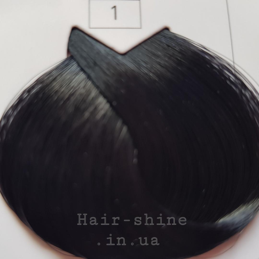 Крем-краска для красоты волос 50 мл-L'Oreal Professionnel Majirel 1 Цвет - чёрный 50 мл
