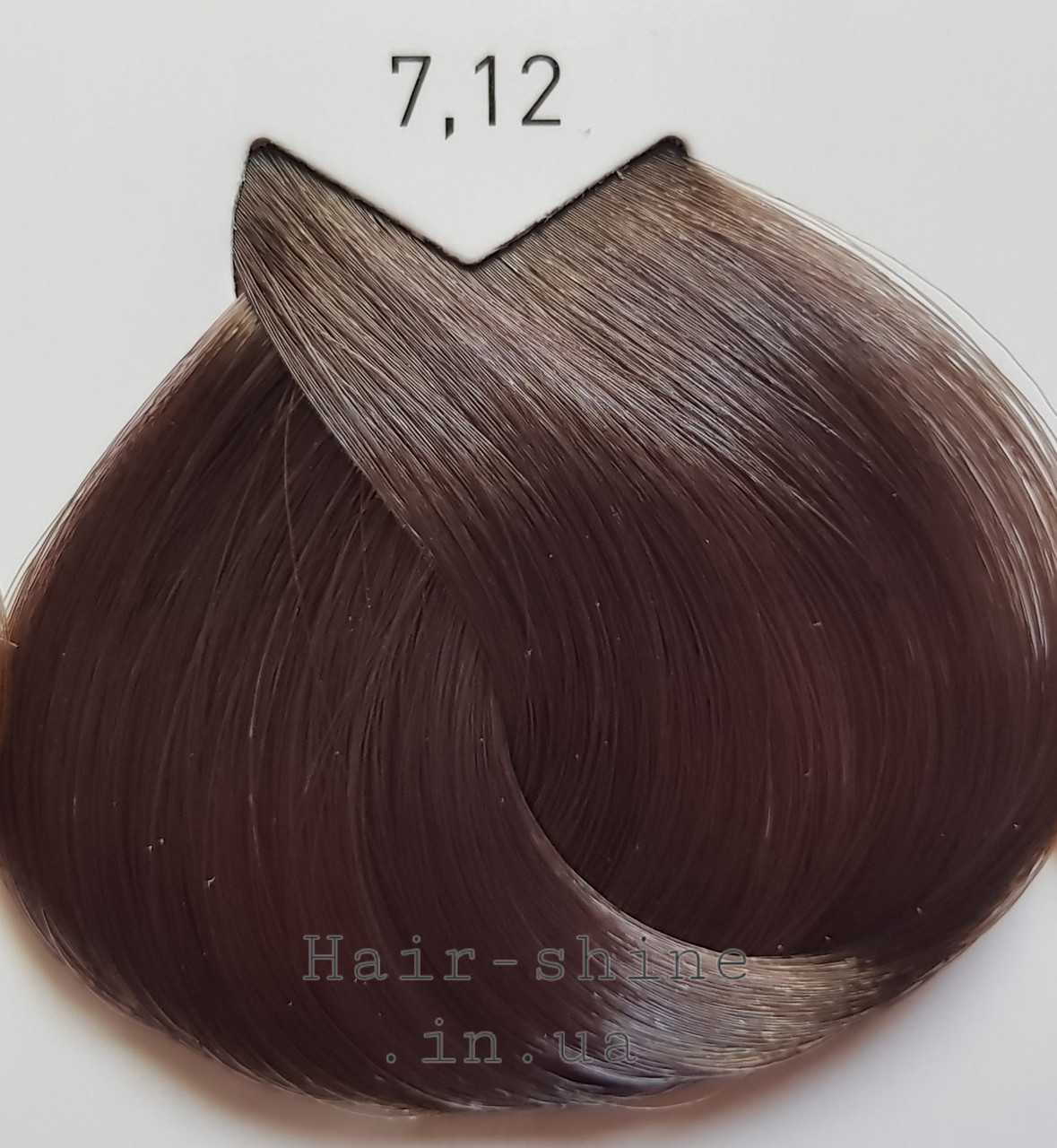 Крем-краска для красоты волос 50 мл-L'Oreal Professionnel Majirel 7.12 Блондин пепельно-перламутровый
