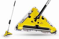 Электровеник Twister Sweeper (Твистер Свипер), Электро щетка, Электрическая швабра