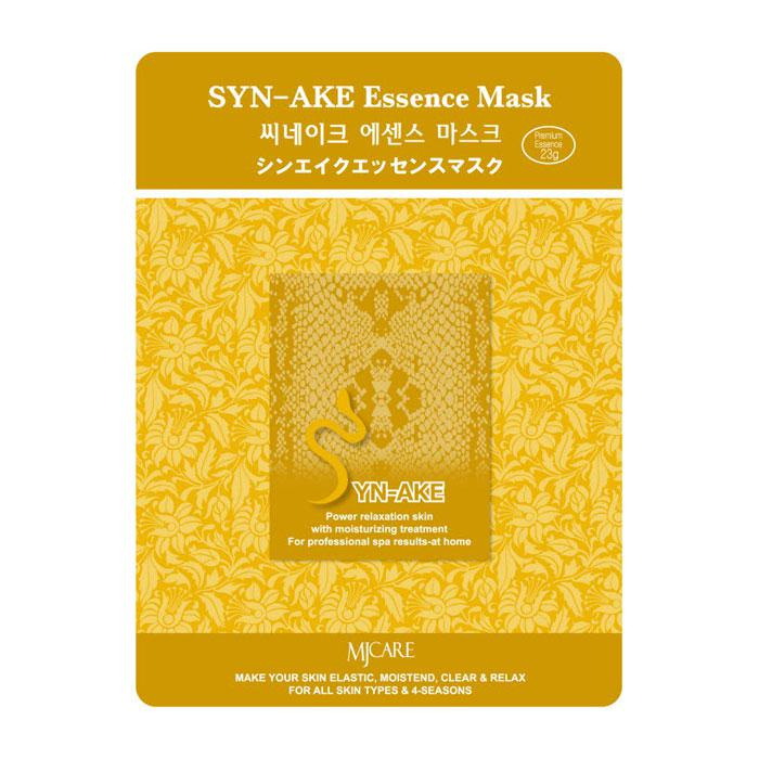 Маска для лица со змеиным ядом MJ CARE SYN-AKE Essence Mask - 23 г