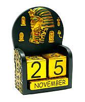 """Календарь """"египет"""" (10х6,5х3,5 см)"""