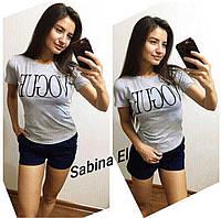 Женская  футболка VOGUE Турция , фото 1