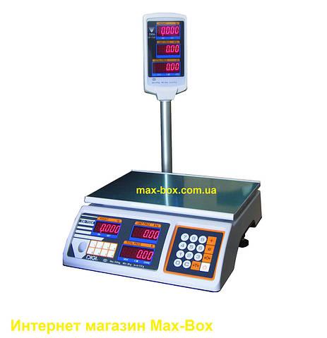 Торговые весы DiGi DS 700 EP (15кг)
