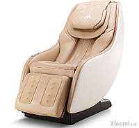 Массажное кресло Momoda Smart Relaxing Massage Chair Leather Beige (RT5850BG)