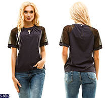 Блуза S-6682