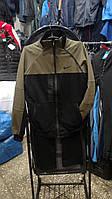 Мужской спортивный костюм Nike из трикотажа копия
