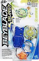 HASBRO Бейблейд волчок Кветзико 2, Beyblade Burst Starter Pack Quetziko Q2, Оригинал из США, фото 1