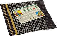 Шунгитовый массажный коврик Арго для суставов, мышц, сосудов, радикулит, миозит, артрит, геморрой