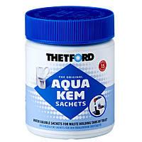 Порошок для биотуалета Thetford Aqua Kem Sachets (код 131-97840)