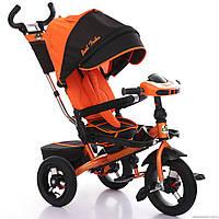 Бест 6088 велосипед трехколесный детский поворотное сидение Best Trike