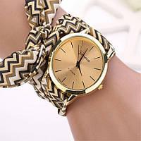 Женские наручные часы Geneva 2, Коричневый