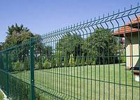 Металлическое ограждение Заграда Эко стандарт 1,5х2,5м