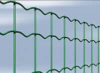 Металлическое ограждение Заграда Классик 1,5х10м