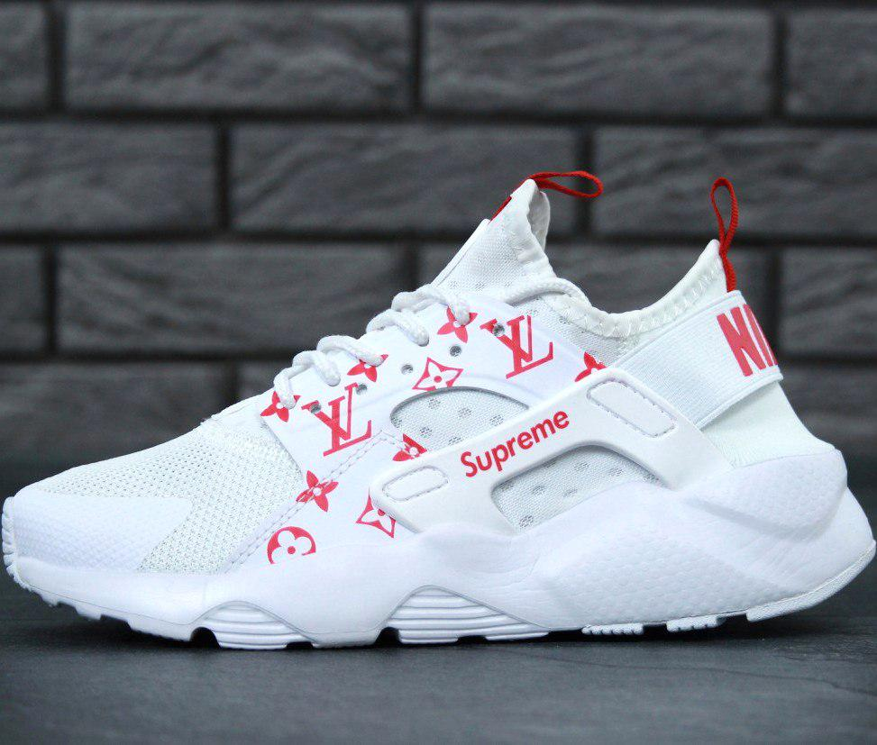 59d806a4bb8 Женские кроссовки Nike Air Huarache x Louis Vuitton x Supreme -  Интернет-магазин обуви Bootlords