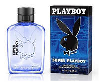 Playboy Super Playboy туалетная вода муж., 60 мл