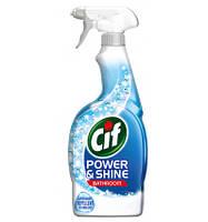 Cif Power & Shine чистящее средство для ванной, 750 мл