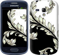 "Чехол на Samsung Galaxy S3 mini White and black 1 ""2805c-31-328"""