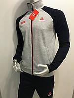 Мужской спортивный трикотажный костюм Reebok копия