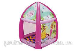Детский домик  с шариками (50шт)