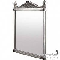 Зеркало для ванной Burlington Georgian с рамой из полированного алюминия T37ALU
