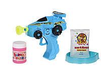 Мыльные пузыри Same Toy Bubble Gun Машинка синий 803Ut-2