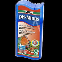 Кондиционер для аквариума JBL pH-Minus 250 мл