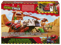 Приключения в каньоне Dinotrux Mattel DWC84, фото 1