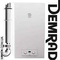 Газовый котел Demrad Nepto HKT2-20 (двухконтурный, битермический, турбированный, теплым пол, самодиагностика)
